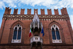 Chamber of Commerce of Bologna, Italy Royalty Free Stock Photography