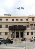 Chamber of Commerce & Industry of Ajaccio, France. Headquarters of CCI Ajaccio Chamber of Commerce & Industry of Ajaccio and South Corsica. CCI aims to support stock images