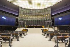 Chamber of Deputies Royalty Free Stock Photo