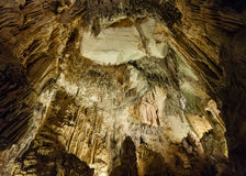 Grotte des Demoiselles - France Trip 2012 Royalty Free Stock Images