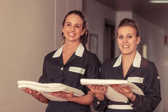 Chamber Maids Royalty Free Stock Image