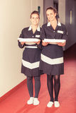 Chamber Maids Royalty Free Stock Images