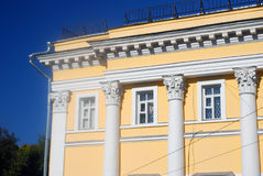 Chamber Museum in Vladimir, Russia. Royalty Free Stock Image