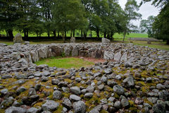Chambered cairn Stock Photography