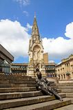 Chamberlain memorial, Birmingham. Royalty Free Stock Images