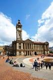 Chamberlain Square, Birmingham imagem de stock