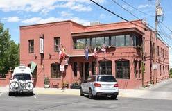 The Chamberlin Inn Cody Wyoming Royalty Free Stock Photography