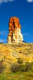 Chambers Pillar, Northern Territory, Australia Stock Images