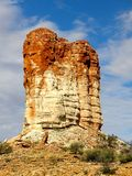 Chambers Pillar, Nothern Territory, Australia Stock Images