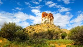 Chambers Pillar, Nothern Territory, Australia royalty free stock image