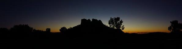 Chambers Pillar, Nothern Territory, Australia Royalty Free Stock Photo