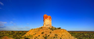 Chambers Pillar, Nothern Territory, Australia Royalty Free Stock Photos