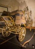 Chambord城堡法国Charriot 库存照片
