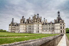 Chambord城堡 库存图片