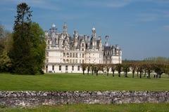 Chambord城堡  库存照片