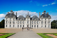 chambord μπροστινή Loire όψη κοιλάδων chteau  Στοκ Εικόνα