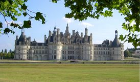 Chambord photographie stock