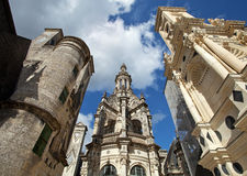 Chambord. Castle of Chambord in Loire, France Royalty Free Stock Photo