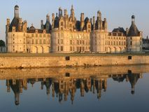 Chambord Royalty Free Stock Photo