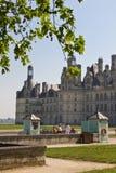Chambord Castle Stock Images