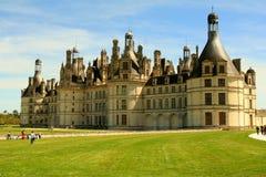 Chambord Castle Stock Photography