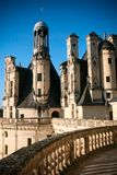 Chambord castle Royalty Free Stock Photos