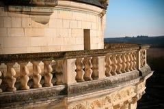 Chambord castle stock photo
