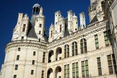 Chambord Castle Exterior Stock Photo