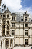 Chambord Castle France Royalty Free Stock Photos