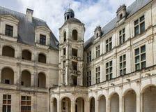 Chambord Castle France Stock Photo