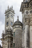 Chambord Castle France Stock Image