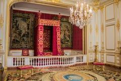 Chambord Castle France stock images