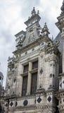 Chambord Castle France Stock Image