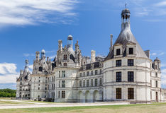Chambord Castle France Royalty Free Stock Images
