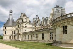 Chambord Castle France Royalty Free Stock Image