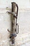Chambord Castle France Water Pumpa Stock Photo