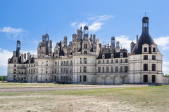 Chambord Castle Loire Valley France Stock Photo