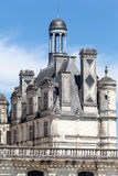 Chambord Castle Loire Valley France. The Chambord Castle in Loire Valley, France Royalty Free Stock Photography
