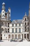 Chambord Castle Loire Valley France Stock Image