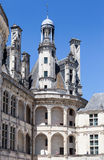 Chambord Castle Loire Valley France Stock Photography