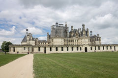 Chambord Castle Loire Valley France Stock Photo
