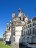 Chambord. Castle in the Loire Valley in summer Stock Photo