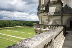 Chambord Castle Loyre Valley France Royalty Free Stock Image