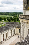 Chambord Castle Loyre Valley France Stock Photography