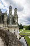 Chambord Castle Loyre Valley France Stock Image