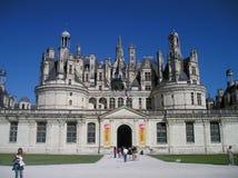 chambord chateau de Obrazy Royalty Free