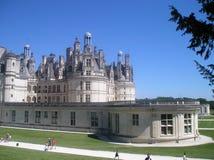 chambord chateau de Zdjęcie Stock