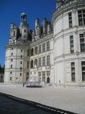 chambord chateau de Obraz Royalty Free