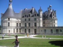 chambord chateau de Obraz Stock