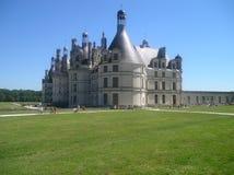 chambord chateau de Obrazy Stock